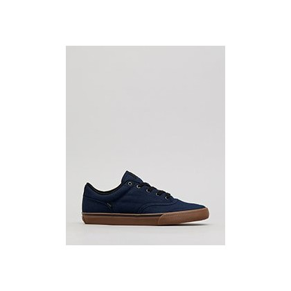 "Tribe Shoes in ""Dark Navy/Tobacco Gum""  by Globe"