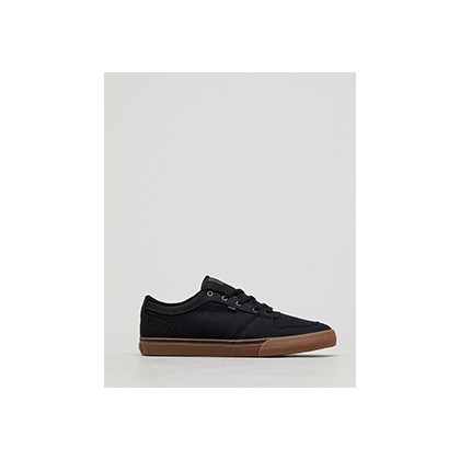 "Newhaven Shoes in ""Black/Tobacco Gum""  by Globe"