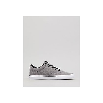 Tribe Shoes in Grey Chambray/Black by Globe