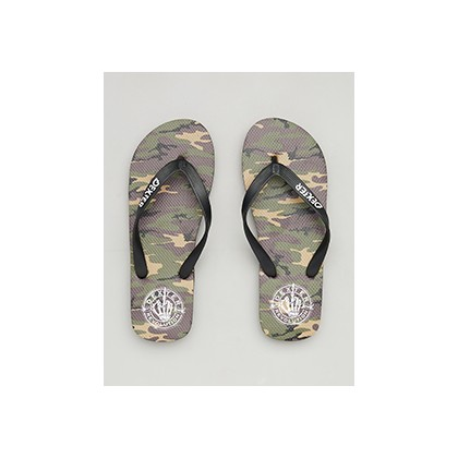"Knuckles Thongs in ""Camo""  by Dexter"