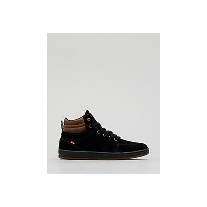 GS Boots in Black/Brown by Globe