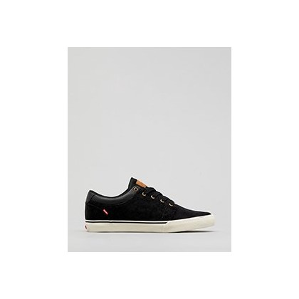 "GS Shoes in ""Black Cord/Antique""  by Globe"