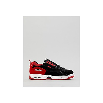 "CT-IV Shoes in ""Black/Red/White""  by Globe"