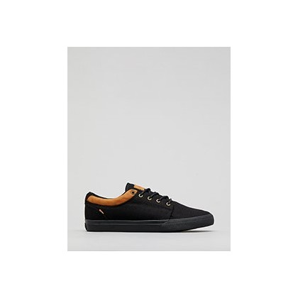 "GS Shoes in ""Long Black/Toffee""  by Globe"