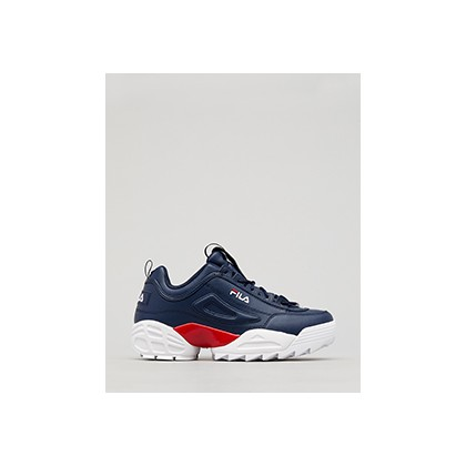 Disruptor II Lab Shoes in  by Fila