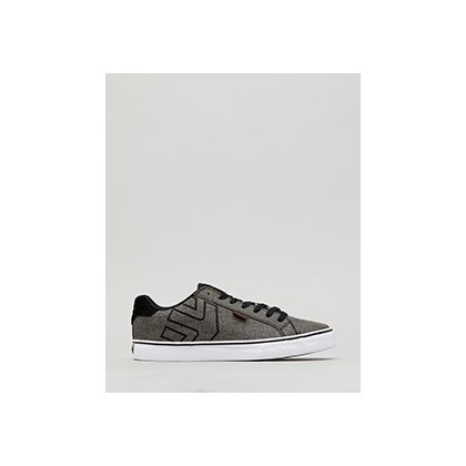 Fader Vulc Shoes in Grey/Black/Gold by Etnies
