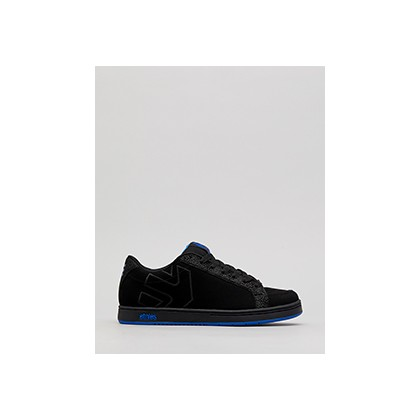 "Kingpin Shoes in ""Black/Blue""  by Etnies"