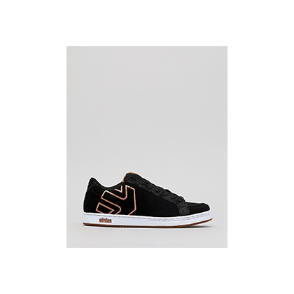 "Kingpin Shoes in ""Black/Gum/White""  by Etnies"