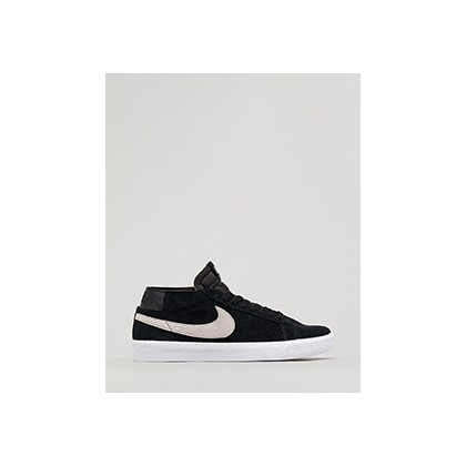 "Blazer Chukka Shoes in ""Black/Atmosphere Grey""  by Nike"