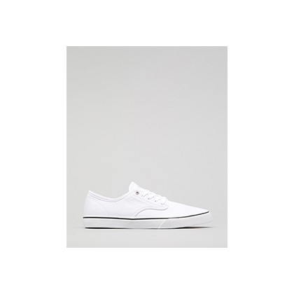 "Wino Shoes in ""White/White/Gum""  by Emerica"