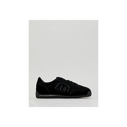 "Lo Cut 2 Shoes in ""Black Raw""  by Etnies"