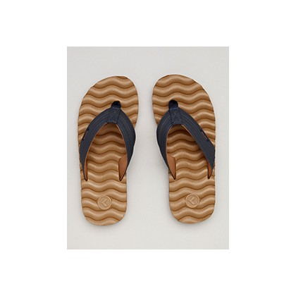 "Hummer Thongs in ""Navy Tobacco""  by Kustom"