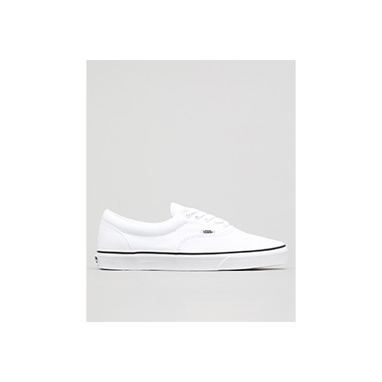 "Era Shoes in ""White""  by Vans"