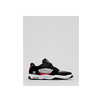 "Maswell Shoes in ""Grey/Black/Red""  by Dc Shoes Australia Pty Ltd"