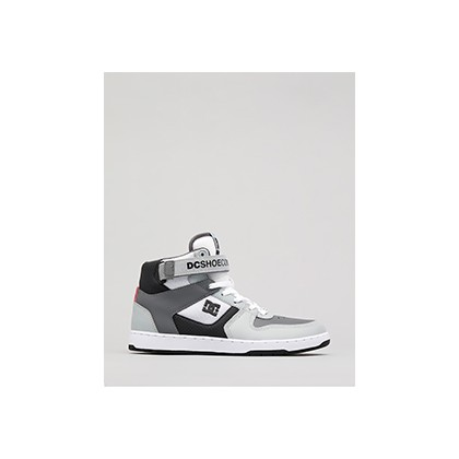 "Pensford Shoes in ""White/Grey/Black""  by Dc Shoes Australia Pty Ltd"