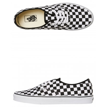 Mens Authentic Shoe Checkerboard