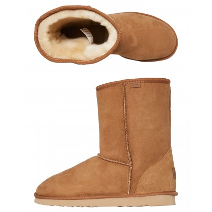 Womens Classic Mid Ugg Chestnut
