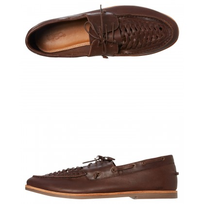 Costa Shoe Choc Oily