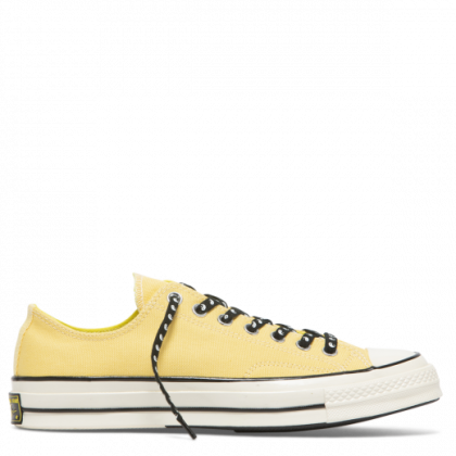 Chuck Taylor All Star 70 Psy-Kicks Low Top Butter Yellow