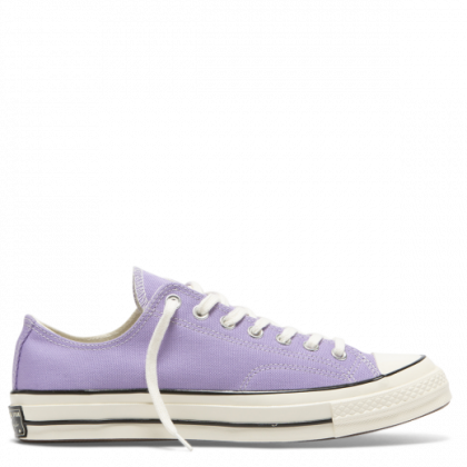 Chuck Taylor All Star 70 Washed Canvas Low Top Washed Lilac
