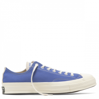 Chuck Taylor All Star 70 Renew Canvas Low Top Ozone Blue