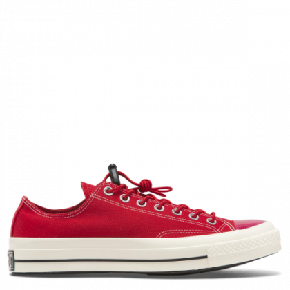 Chuck Taylor All Star 70 Space Racer Low Top Enamel Red