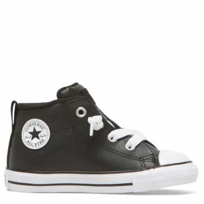 Chuck Taylor All Star Street Spring Essentials Toddler Mid Black