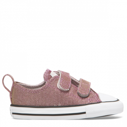 Chuck Taylor All Star Space Star 2V Toddler Low Top Barely Rose