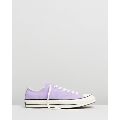 Chuck Taylor All Star 70 Ox Washed Lilac & Egret by Converse