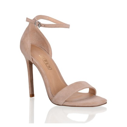 Daily - Nude Kid Suede by Siren Shoes