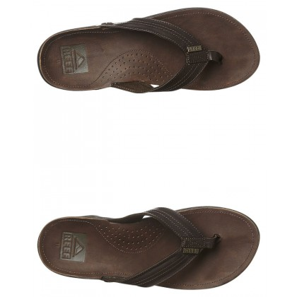 J Bay Iii Thong Dark Brown