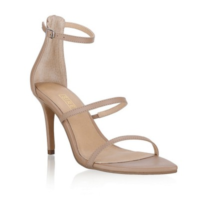 Destiny - Nude Kid Leather by Siren Shoes