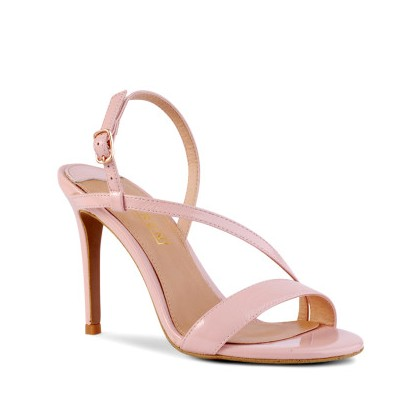 Dizzy - Blush Patent by Siren Shoes