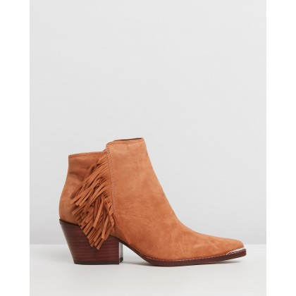Sema Brown Suede by Dolce Vita