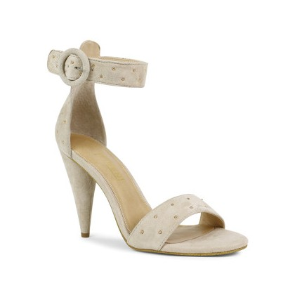 Emily - Seashell Suede by Siren Shoes