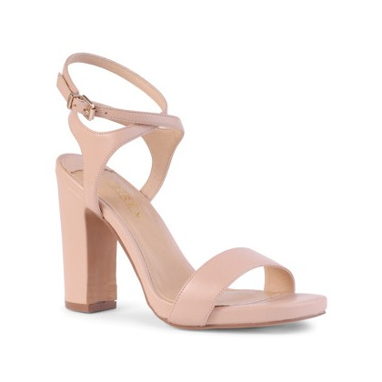 Fenix - Nude Kid Leather by Siren Shoes