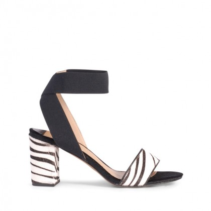Freja - Zebra Multi by Siren Shoes