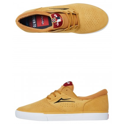 Freemont Vulc Suede Shoe Gold