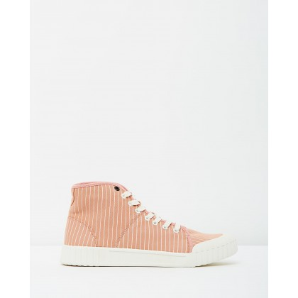 Hurler Hi - Unisex Pink by Good News