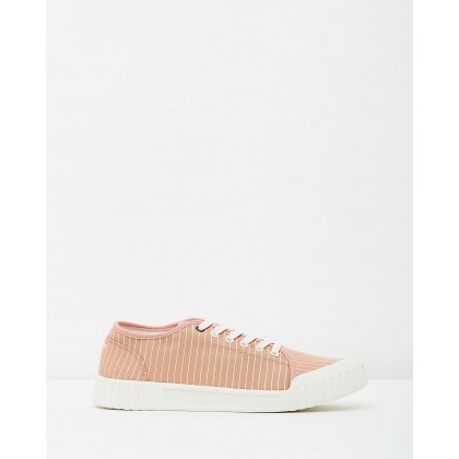 Hurler Low - Unisex Pink by Good News