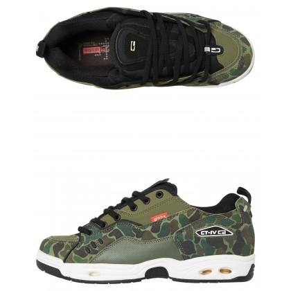 Womens Ct Iv Shoe Green Camo