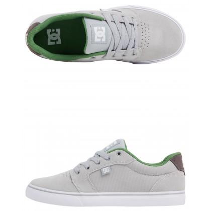 Mens Anvil Shoe Grey/Grey/Green