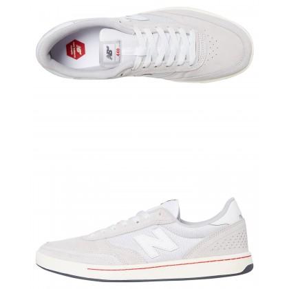 440 Mens Shoe Grey White