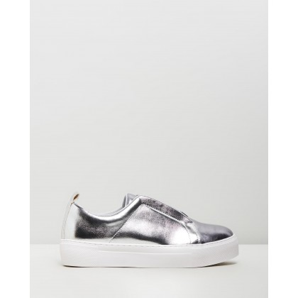 Mercury Silver by Holster