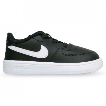 AIR FORCE 1 TODDLER Black White