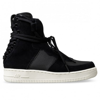 AIR FORCE 1 REBEL XX PREMIUM WOMENS Black Sail