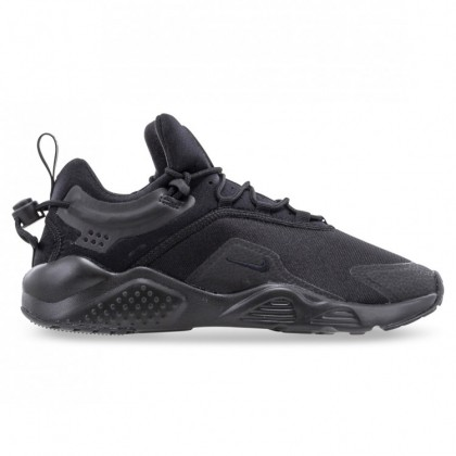 AIR HUARACHE CITY MOVE WOMENS Black Black White