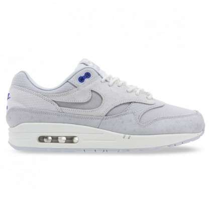 AIR MAX 1 PREMIUM Pure Platinum Vast Grey Summit White