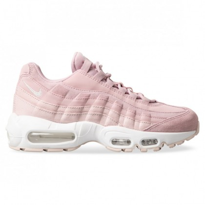 AIR MAX 95 PREMIUM WOMENS Plum Chalk Barely Rose Summit White