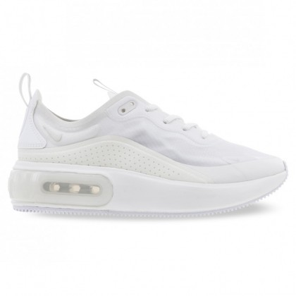 AIR MAX DIA SE WOMENS White Metallic Silver Summit White